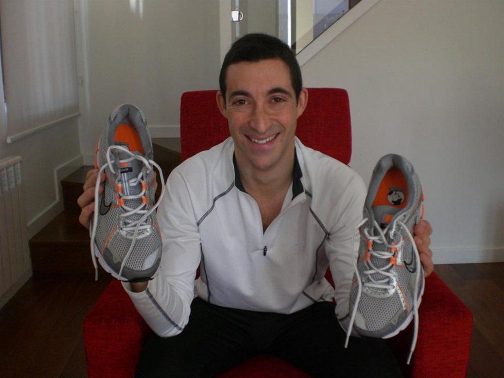 Anthony playeros para maratón