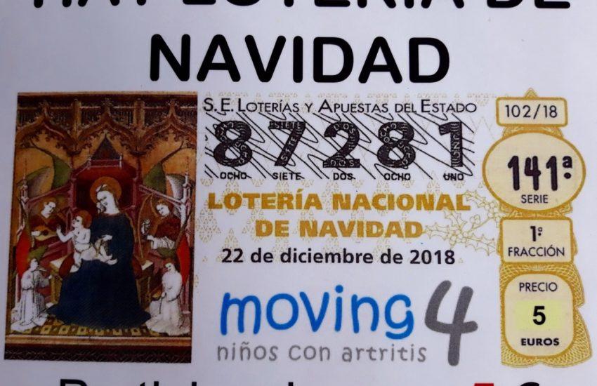 Lotería de Navidad 2018 - interesados contactar con nosotros