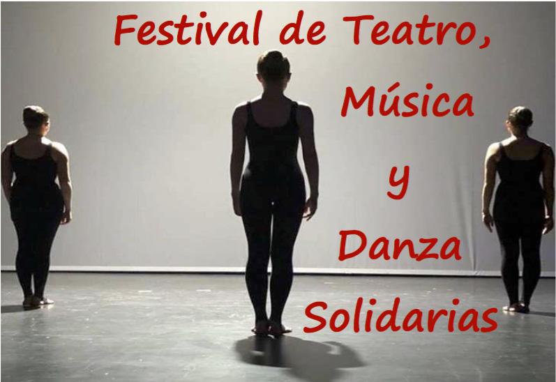 Festival de Teatro, Música y Danza Solidarias - Sábado 30 de Marzo 2019 a las 19:00 Centro Cultural Valey – Piedras Blancas - Entrada 5 €